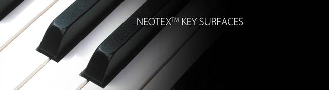 Bàn phím được làm bằng chất liệu NEOTEXTM