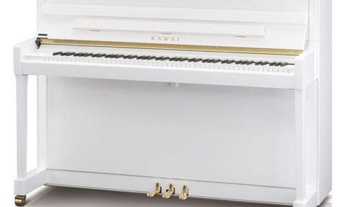 Đàn piano Kawai K300 phiên bản màu trắng