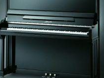 Đàn Piano Ritmuller 110R2 A111 Màu Đen Nhập Từ Đức