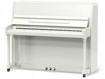 Đàn Piano Samick JS 118 Màu Trắng Sang Trọng