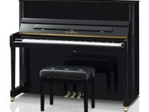 Điểm nhấn của cây đàn piano cơ Kawai K300 Nhật Bản