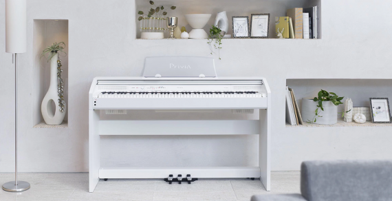 Đàn piano kỹ thuật số Privia Casio PX 760