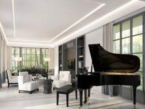 Chọn đàn piano đạt chuẩn cho căn hộ chung cư