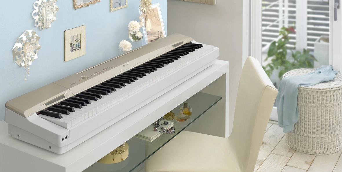 đàn piano điện Casio PX-160