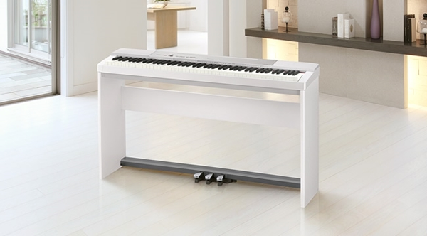 piano điện casio px 160