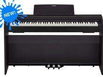 Những cây đàn piano điện mới nhất năm 2017 của thương hiệu Casio