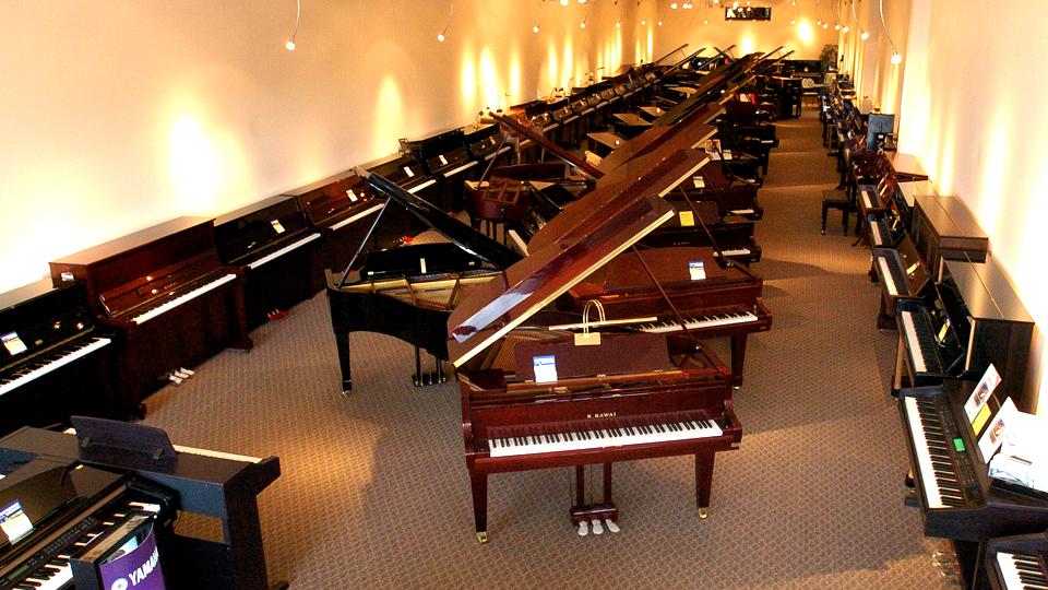 đàn piano nhật đã qua sử dụng