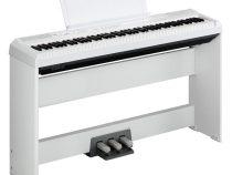Mẫu đàn piano điện màu trắng được các bạn nữ yêu thích