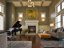 Đặt đàn piano sao cho hợp phong thủy trong căn phòng