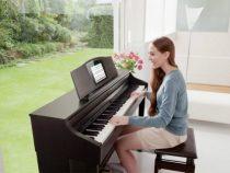 Top 5 mẫu đàn piano điện có điệu