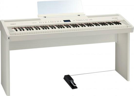 Đàn Piano Điện Roland FP-80 WH