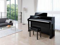 Đàn piano điện Roland HP-503 màu đen nhập từ Nhật Bản