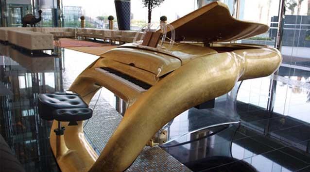 Cây đàn piano đắt nhất thế giới