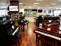 Các mức giá đàn piano cơ phổ biến hiện nay