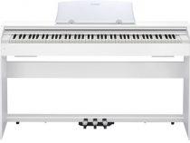 Top 5 cây đàn piano casio màu trắng yêu thích hiện nay