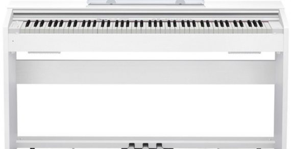 đàn piano điện casio px-770 màu trắng