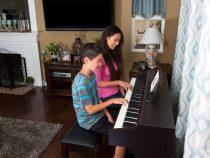 Đàn piano điện tử cho bé 8 tuổi