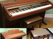 Đàn piano điện Yamaha CLP-230M đã qua sử dụng giá r ẻ