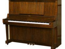 Đàn piano cơ cũ Yamaha W102 Nhật giá rẻ