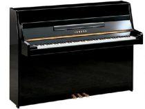 Đàn Piano Yamaha Upright JU109 PE Màu Đen & Màu Gỗ & Màu Trắng