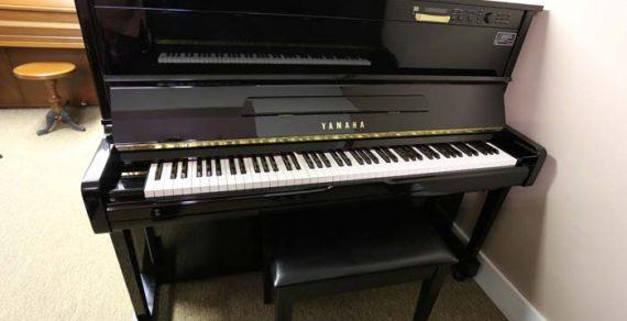 Đàn Piano Secondhand Yamaha HQ100SX Giá Rẻ