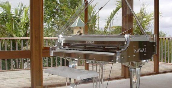 Đàn grand piano Kawai CR-40A