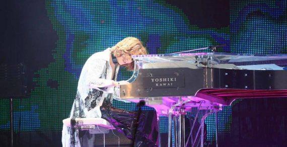 đàn piano pha lê
