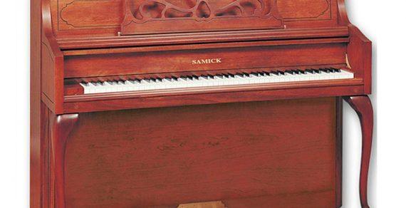 Đàn piano Samick JS-143F
