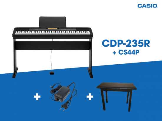 piano điện casio cdp 235r
