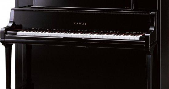 Đàn Piano Upright Kawai K8 Màu Đen Bóng Của Nhật Bản