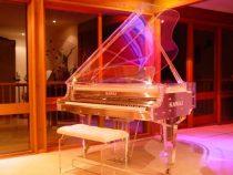 Đàn Piano Pha Lê Đẹp, Độc Đáo