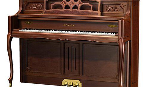 Đàn upright piano Samick SHK1004R