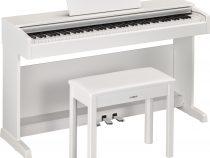 Đàn Piano Điện Yamaha Arius YDP-143R Màu Đen & Màu Trắng & Màu Nâu