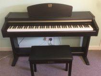 Đàn piano điện cũ tầm giá từ 7 triệu đến 12 triệu