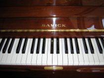 Thông tin về đàn piano samick của Hàn Quốc