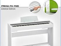 Shop đàn piano điện Casio PX-7WE chính hãng