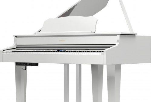 Đàn piano điện Roland GP 607 màu trắng