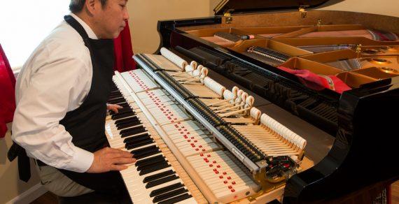 Nhân tố con người làm nên cây đàn piano Shigeru Kawai