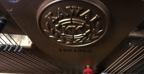 Bảng tra cứu năm sản xuất của đàn piano cũ Kawai qua số series