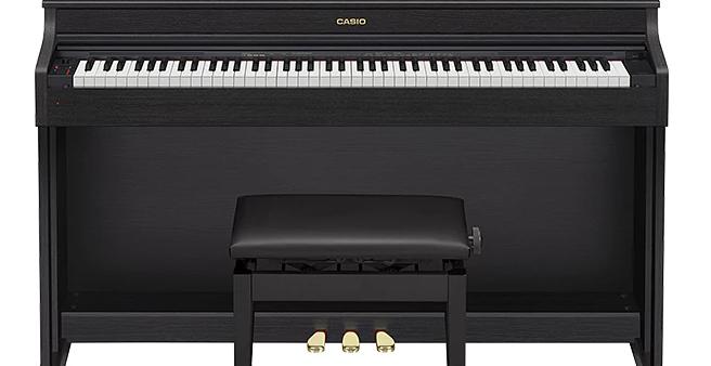 Đàn piano điện Casio AP-470 màu đen