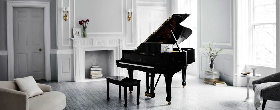 Đàn grand piano Steinway and Sons (Boston, Essex)