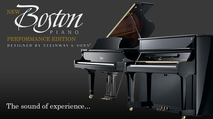 đàn piano boston