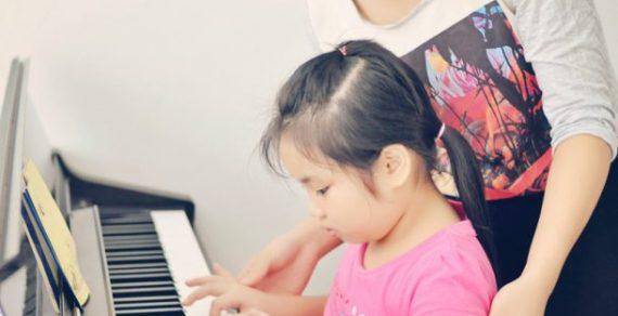 Những lời khuyên về việc học đàn piano cho trẻ em