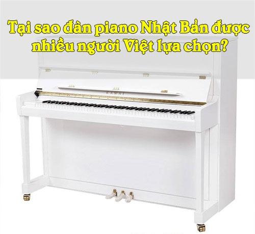 đàn piano nhật bản