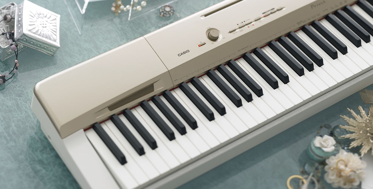 Bàn phím của Casio Privia PX-160