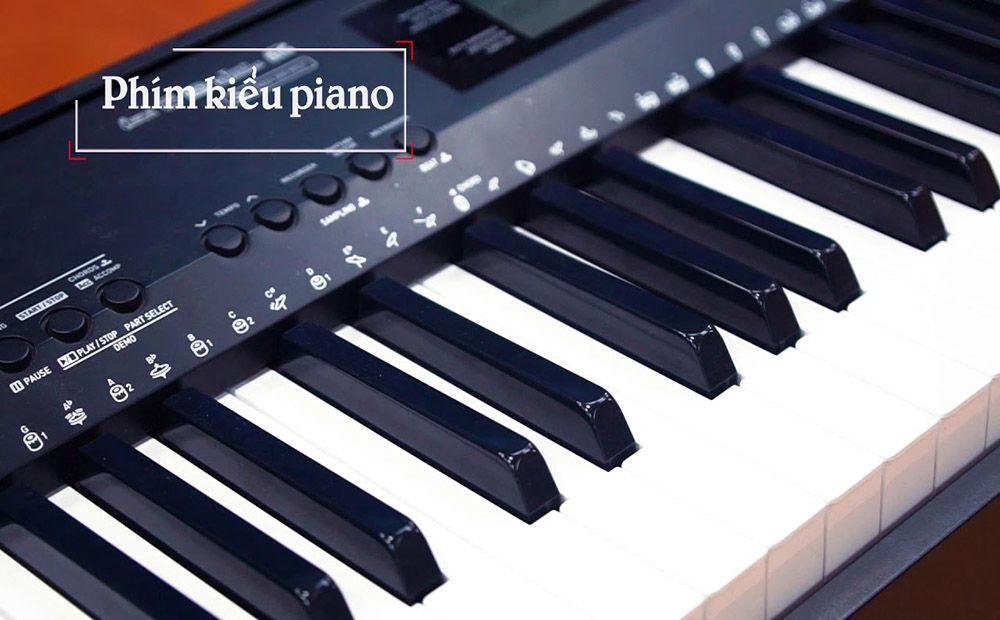 Bàn phím đàn piano điện Casio CDP-235R
