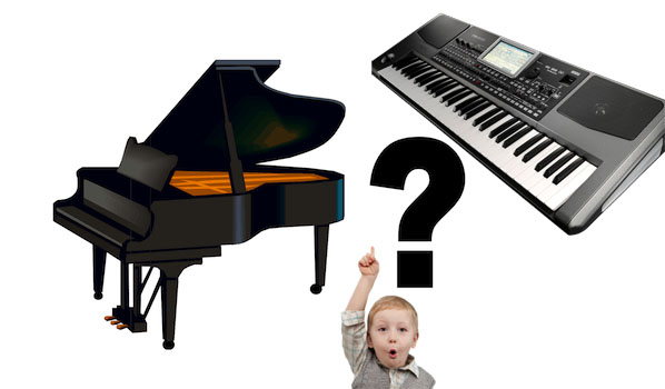 đàn organ đàn piano